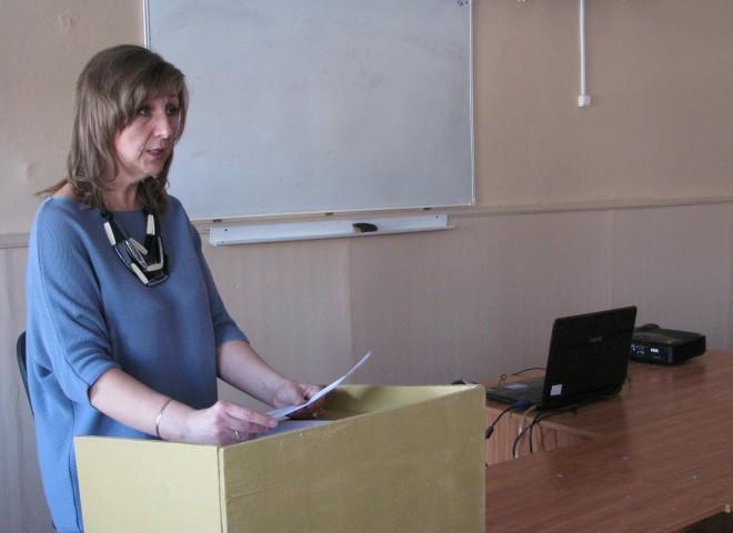 В филиале состоялся семинар, посвящённый Международному дню родного языка