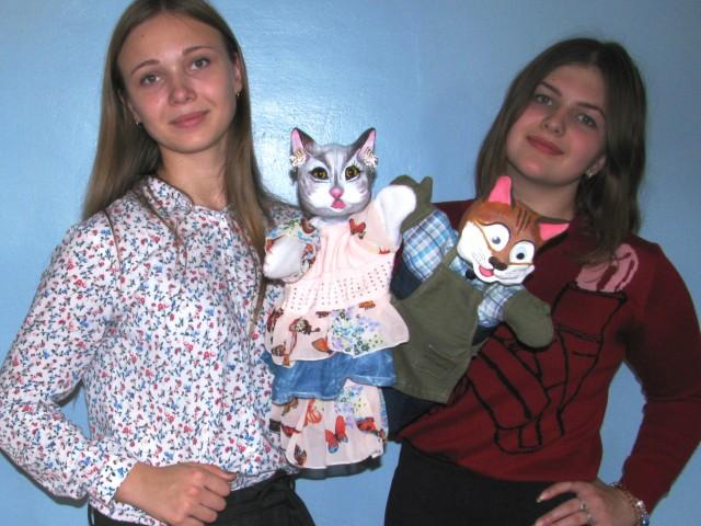 студенческий кукольный театр «БИ-БА-БО»