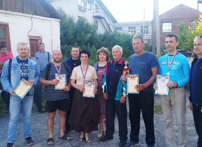 «Команда «Педагоги» - победитель в соревнованиях по пулевой стрельбе»