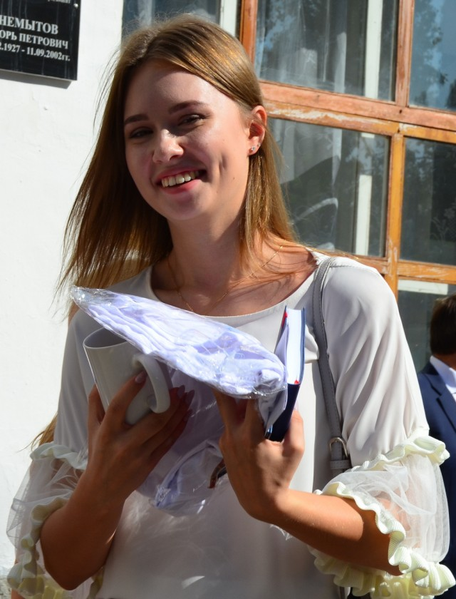 День знаний в Борисоглебском филиале ВГУ