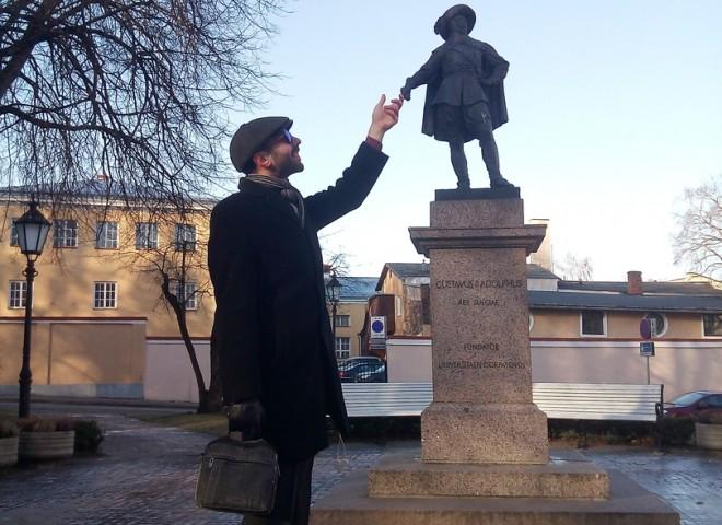 Заграничная стажировка в Тартуском университете