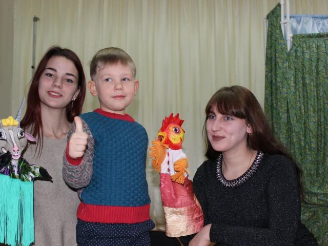 «БИ-БА-БО» порадовал детей сотрудников Группы компаний «ЦНО-Химмаш»
