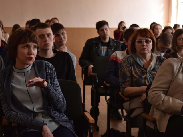 В филиале состоялась презентация факультетов ВГУ