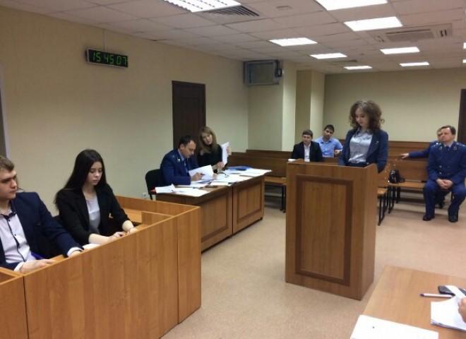 «Студенты филиала приняли участие в обучающем семинаре для присяжных заседателей»