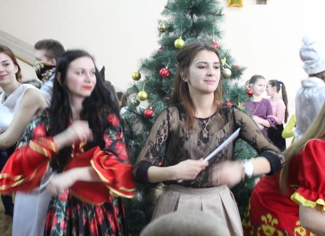 Новогодние представления «БИ-БА-БО»