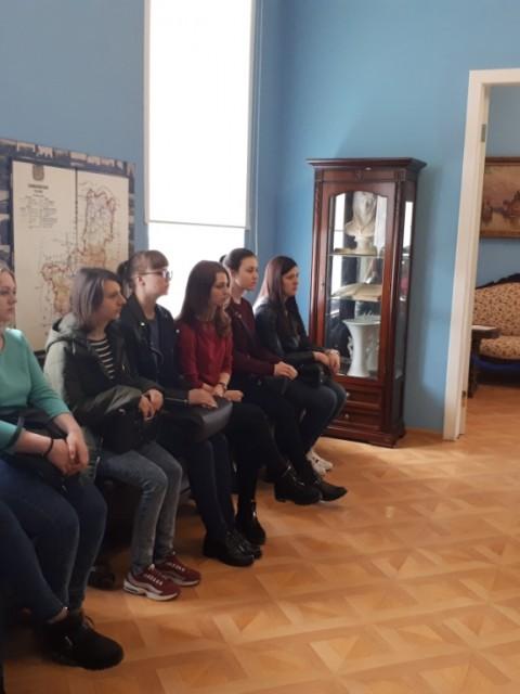 Посещение Борисоглебского историко-художественного музея