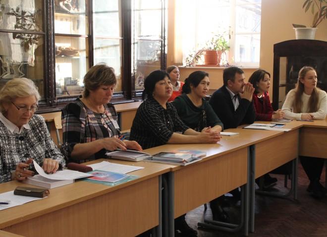 Преподаватель Борисоглебского филиала ВГУ приняла участие в Международной конференции в Петербурге