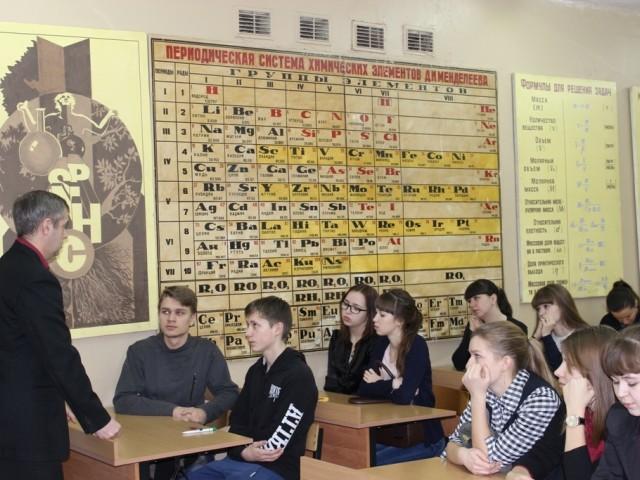 Выступления в школах