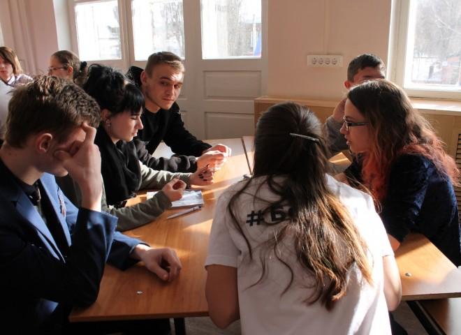 В филиале состоялся информ-релиз преакселератора проектов «Лига инноваций»