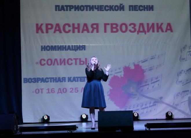 Студенты филиала приняли участие в конкурсе «Красная гвоздика»