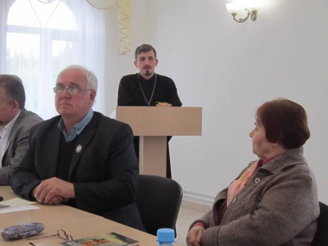 Круглый стол, посвященный святым князьям Борису и Глебу