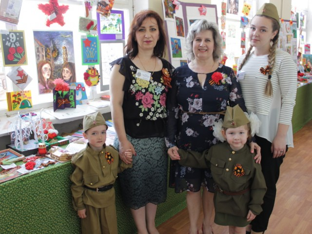 Финал регионального конкурса «Героям бессмертного полка посвящается»