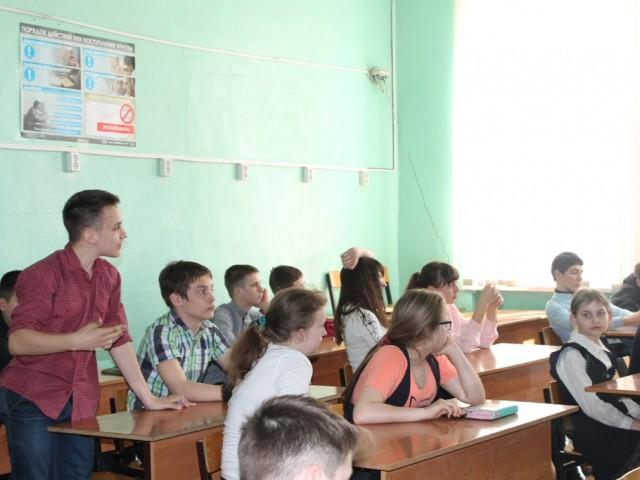 Профессиональная ориентация школьников