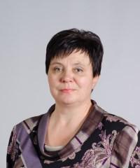Щербакова Валерия Ивановна