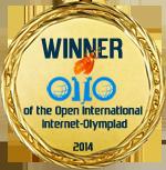 БФ ВГУ - Победитель Открытых международных студенческих Интернет-олимпиад 2014 года